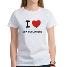 I love sea cucumbers Tee