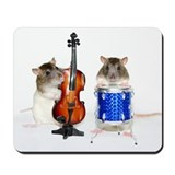 Musical Twins Mousepad