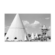 Wigwam Motel Wall Decal