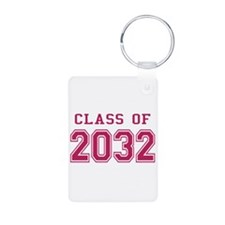Class of 2032 (Pink) Keychains