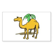 Cute camel Stickers