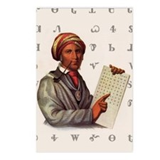 Sequoyah, The Cherokee Scholar Postcards (Package