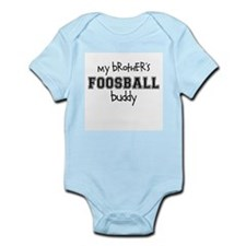 Brothers Foosball Buddy Body Suit
