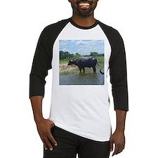 water buffalo Baseball Jersey