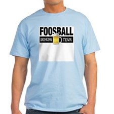 Foosball Drinking Team T-Shirt