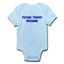 Future Trophy Husband Infant Bodysuit