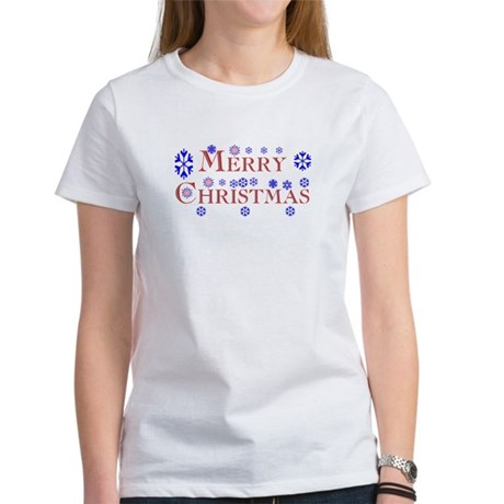 Merry Christmas Women's T-Shirt