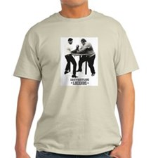 Walker vs. Dean Grey T-Shirt