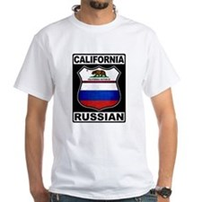 California Russian American T-Shirt