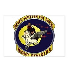 Night Stalkers Postcards (Package of 8)