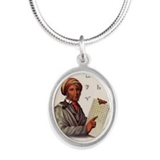 Sequoyah, The Cherokee Scholar Necklaces