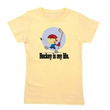Hockey is my Life Girl's Tee