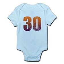 Cool 30th Birthday Infant Bodysuit