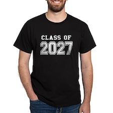 Class of 2027 (White) T-Shirt