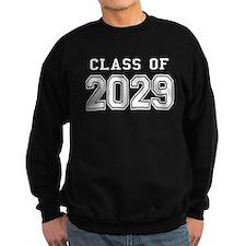 Class of 2029 (White) Sweatshirt