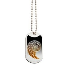 Nautilus Natural Dog Tags