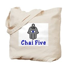 Chai five Tote Bag