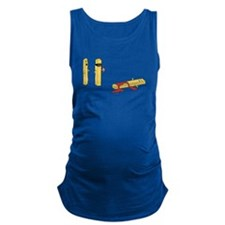 The French Fry Bandit Maternity Tank Top