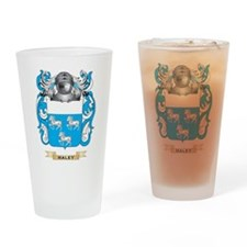Haley Coat of Arms (Family Crest) Drinking Glass