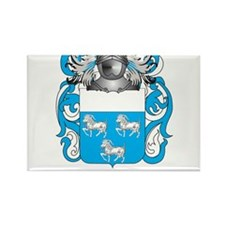 Haley Coat of Arms (Family Crest) Rectangle Magnet