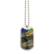 Opalesque Dog Tags