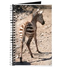 Baby Zebra Journal