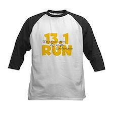 13.1 Run Yellow Tee