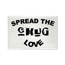 """Spread the Chug Love"" Magnet"