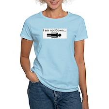 NotDownFront T-Shirt