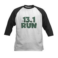 13.1 Run Teal Green Tee