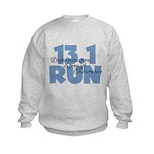 13.1 Run Blue Sweatshirt
