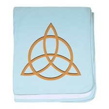 Charmed baby blanket