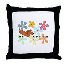 Funny Lowes Throw Pillow
