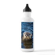 Alaska Sea Otter Water Bottle