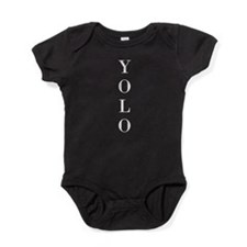 YOLO (You Only Live Once) - Baby Bodysuit
