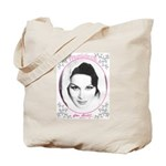 April Ashley signature Tote Bag