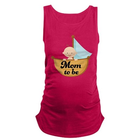 Mom To Be Pregnancy Announcement Maternity Tank To