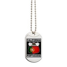 California Portuguese American Dog Tags