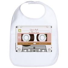 Cassette Tape - Tan Bib