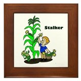 Stalker Framed Tile