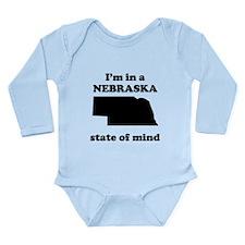 Im In A Nebraska State Of Mind Body Suit