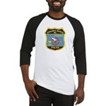 Virginia Beach PD Motors Baseball Jersey