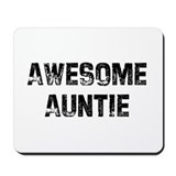 Awesome Auntie Mousepad