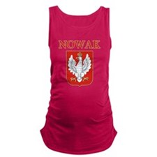 nowakpolishshield.png Maternity Tank Top