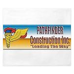 Pathfinder Construction King Duvet