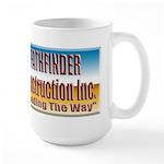 Pathfinder Construction Large Mug