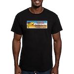 Pathfinder Construction Men's Fitted T-Shirt (dark