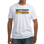 Pathfinder Construction Fitted T-Shirt