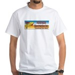 Pathfinder Construction White T-Shirt
