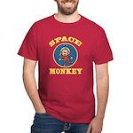 Space Monkey Dark T-Shirt